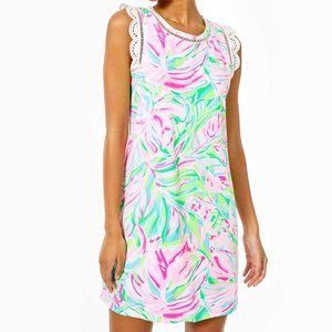 XS Lilly Pulitzer Agee Shift Dress NWT